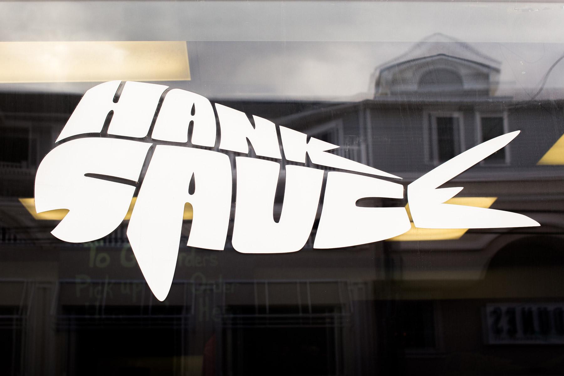 Hank Sauce Logo